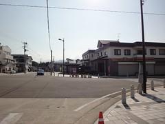 JR奥羽本線大石田駅前[2012]