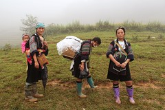 (vivianakoch) Tags: vietnam hmong ethnicminority hoanglienson