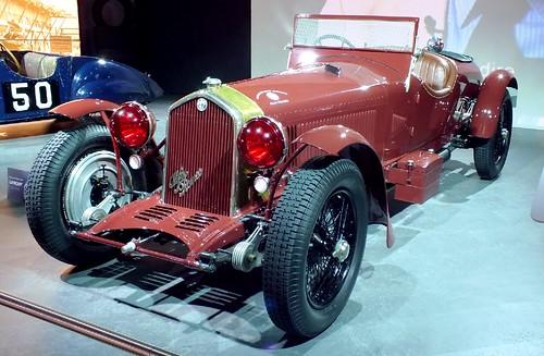 Alfa Romeo 8C type Le Mans