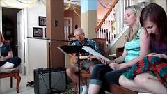 Sing Along (j_t_fahey) Tags: jon elizabeth thomas matthew stephanie shari rachelle gmatrish gpaarnold
