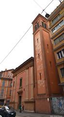 Bologna Chiesa di San Benedetto (Paolo Bonassin) Tags: italy churches bologna emiliaromagna chiese santuari bolognaviagalliera