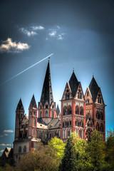 he_20 (Franz-Rudolph) Tags: architecture germany deutschland hessen cathedral dom architektur hdr romanic limburg hesse romanisch franzrudolph