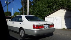 '99-'01 Toyota Crown Royal Saloon Four (Foden Alpha) Tags: four toyota crown royalsaloon cf516a