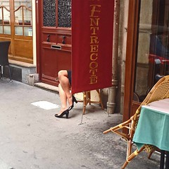 Somewhere... (laurent.paulre) Tags: paris femme talon laurent chaussure jambe fetichisme sensualit paulre