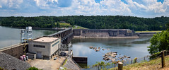 Holt Dam Tuscaloosa (petridish38) Tags: holt dam lock river boat tuscaloosa alabama hydroelectric