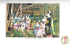 Kamogawa Odori 1961 002 (cdowney086) Tags: vintage maiko  1960s pontocho onoe  kamogawaodori