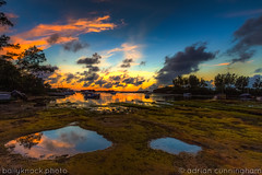 spanish point sunset (adicunningham) Tags: sunset island bermuda spanishpoint islandlife