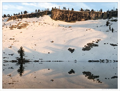 Horse Ridge, Ostrander Lake (bfweasgg) Tags: california us unitedstates yosemitenationalpark appleiphone6s