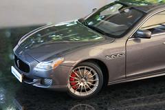 IMG_2670 (Alex_sz1996) Tags: maserati gts 118 quattroporte autoart