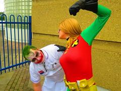 Yorkshire Cosplay Con (the_gonz) Tags: dc photoshoot geek boobs cosplay convention batman gotham ycc comiccon con sexygirl arkham sexycosplay batmancosplay dccomicscosplay yorkshirecosplaycon