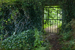 Gate (L.Mikonranta) Tags: uk cornwall penryn