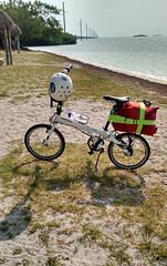 Seven Mile Bridge (batschmidt) Tags: foldingbike batschmidt ternbike bikethekeys