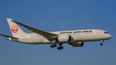 JAPAN AIRLINES   JAL   Boeing787-846   JA834J   Tokyo Narita Airport (akg414p010) Tags: canon tokyo boeing jl narita jal nrt naritaairport  japanairlines   dreamliner 7878 ef100400mm rjaa boeing787     b788  ja834j eos7dmark