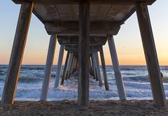 Hermosa Pier_6-20_001 (airliyah23) Tags: summer beach sunsets socal fathersday hermosabeach hermosapier
