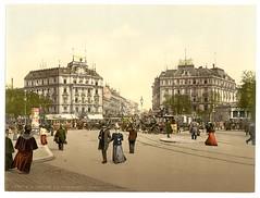Berlin (16) (DenjaChe) Tags: berlin 1900 postcards 1900s postkarten ansichtskarten