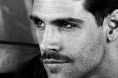 Portrait (Maurizio Pichi) Tags: portrait blackandwhite bw man bn uomo ritratto biancoenero