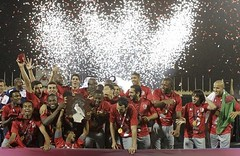 Bougherra get The Qatar Stars League soccer 2012 with Lekhwiya for the second time (menosultra) Tags:     algriefoot socceralgeriaqataralgriefootballalgerianfoot algeriafootmondialreldbmgf2e84d1gk301dohaqatar