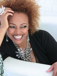 Kim Fields Publicity Photo