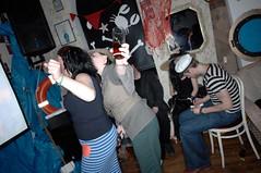 Ship of dreams146 (frecklescorp) Tags: friends party bar fun ship belfast dreams hudson titanic fancydress sinking