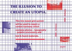 Grid. (Stig De Block) Tags: graphicdesign belgium more antwerp kiel linkeroever braem stynen stigdeblock