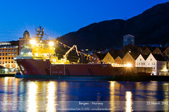 Sjoborg (Aviation & Maritime) Tags: norway offshore bergen supply offshoreservicevessel sjoborg supplyservice