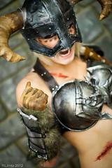 Katsucon Skyrim-3 (LJinto) Tags: costume cosplay katsucon skyrim
