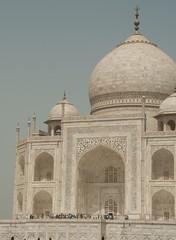 Taj Mahal from the SE