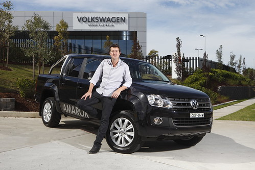 Adam Harvey VW Ambassador