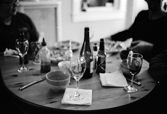 (patrickjoust) Tags: leica bw usa white house black blancoynegro film home glass analog