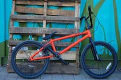 Cult Bmx (NolanDolo) Tags: orange color bike bmx cult trick brand