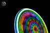 """Arco iris"" (""Rainbow"") [178/366] (Domonte Design) Tags: longexposure black colors night cores 50mm noche noir nacht couleurs negro ferris colores slowshutter nocturna noite ferriswheel colori nuit nero nicht notte schwarz treadmill nit farben noria sinia largaexposicion obturacionlenta canoneos5dmarkii domonte tretmuhle 366project2012 domonte366project2012"