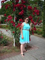 Petrin Hill Rose Garden (Yoav Lerman) Tags: roses rose garden prague hill petrin  lerman