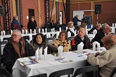 05.07.2012 Encuentro con jubilados en Ezeiza (ANSESGOB) Tags: web internet banco social du le postal lc entrega pea nacional dni documento seguridad abuelo
