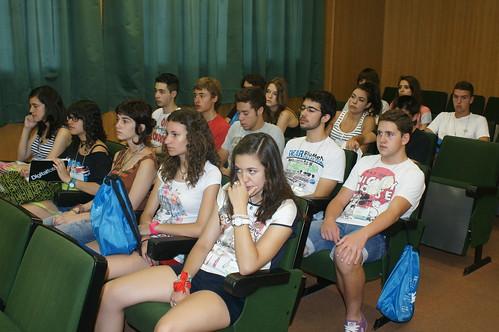 Campus científicos de verano II semana