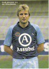 Jan Ceulemans (Club Brugge) Tags: sports sport foot football soccer fcb clubbrugge janceulemans fcbruges