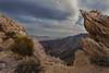 Aguerrberry Point Death Valley (Photography by Steven Frudak) Tags: california sunset sky mountain rock clouds desert basin deathvalley 2012 wwwstevenfrudakcom aguereberrypt