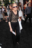 Gloria Steinem 'The Dark Knight Rises' New York Premiere at AMC Lincoln Square Theater