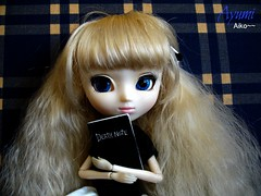 Death Note =3 (Aiko~~) Tags: death chelsea note pullip ayumi aiko aiko~~