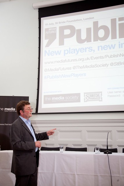 Glyn Farrow introduces Publish! New players, new innovations