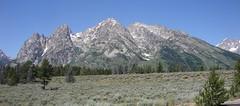 Grand Teton National Park (Teton County, Wyoming) (courthouselover) Tags: landscapes rockymountains wyoming nationalparks wy tetonrange grandtetonnationalpark tetoncounty nationalparksystem