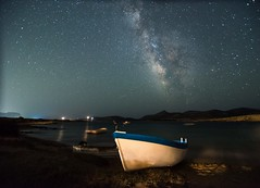 Milky Way Above Antiparos Island (Christophe_A) Tags: longexposure sky night island iso3200 nikon tokina clear greece astrophotography christophe f28 antiparos d800 milkyway astrometrydotnet:status=failed christopheanagnostopoulos astrometrydotnet:id=alpha20120987438523 χριστοφοροσαναγνωστοπουλοσ χριστόφοροσαναγνωστόπουλοσ