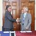 UMW and Germanna sign historic agreement