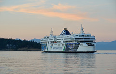 BC Ferries - Coastal Renaissance en route to Horseshoe Bay. (BCFS) Tags: ferry bay bc fsg bcferriescoastal renaissancedeparture