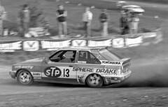 John Welch - Ford Escort Xtrac - Rallycross - Lydden Hill