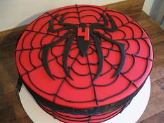 Spider (Confetti & Cupcakes) Tags: cake bar spider cupcakes high mini confetti evento beb bolo casamento convite festa aniversrio ch aranha marmita drika homen monter personalizados novaes gostosos decorados
