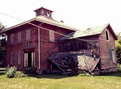Deb's Find (BillsExplorations) Tags: brick abandoned farmhouse rural vintage illinois rust ruins midwest antique decay farm farming 1800s rusty rusted abandonment prophetstown illinoisabandonment