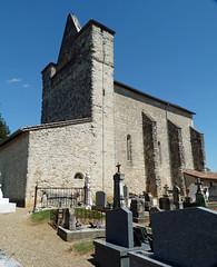 Antagnac - L'Eglise Saint Jean Baptiste 02 (kinsarvik) Tags: church eglise lotetgaronne argenton