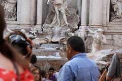 Trevi Fountain (jurjen_nl) Tags: italy rome roma fountain trevi trevifountain itali lavitaebella