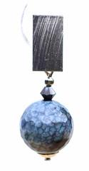 34 Agata craquelada azul folheado a paladio (Bijouxlieu) Tags: brinco colar bijouterias candycolors folheados pedrasbrasileiras bijouteriasfinas folheadoaouro tonspastel vero2013 folheadoapaldio