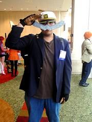 Admiral Bobbery (Wrath of Con Pics) Tags: cosplay papermario animeweekendatlanta supermariobros awa2013 admiralbobbery
